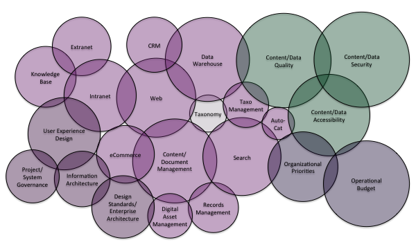 The many factors that impact taxonomy design