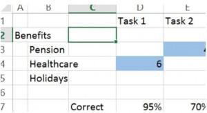 2. Standardization Grid
