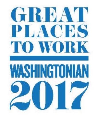 2017 Great Places to Work Logo
