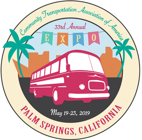 The logo for the Community Transportation Association of America