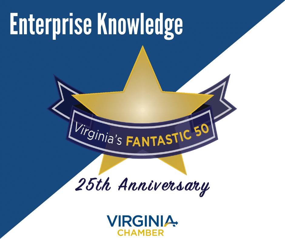 Award for VA Fantastic 50