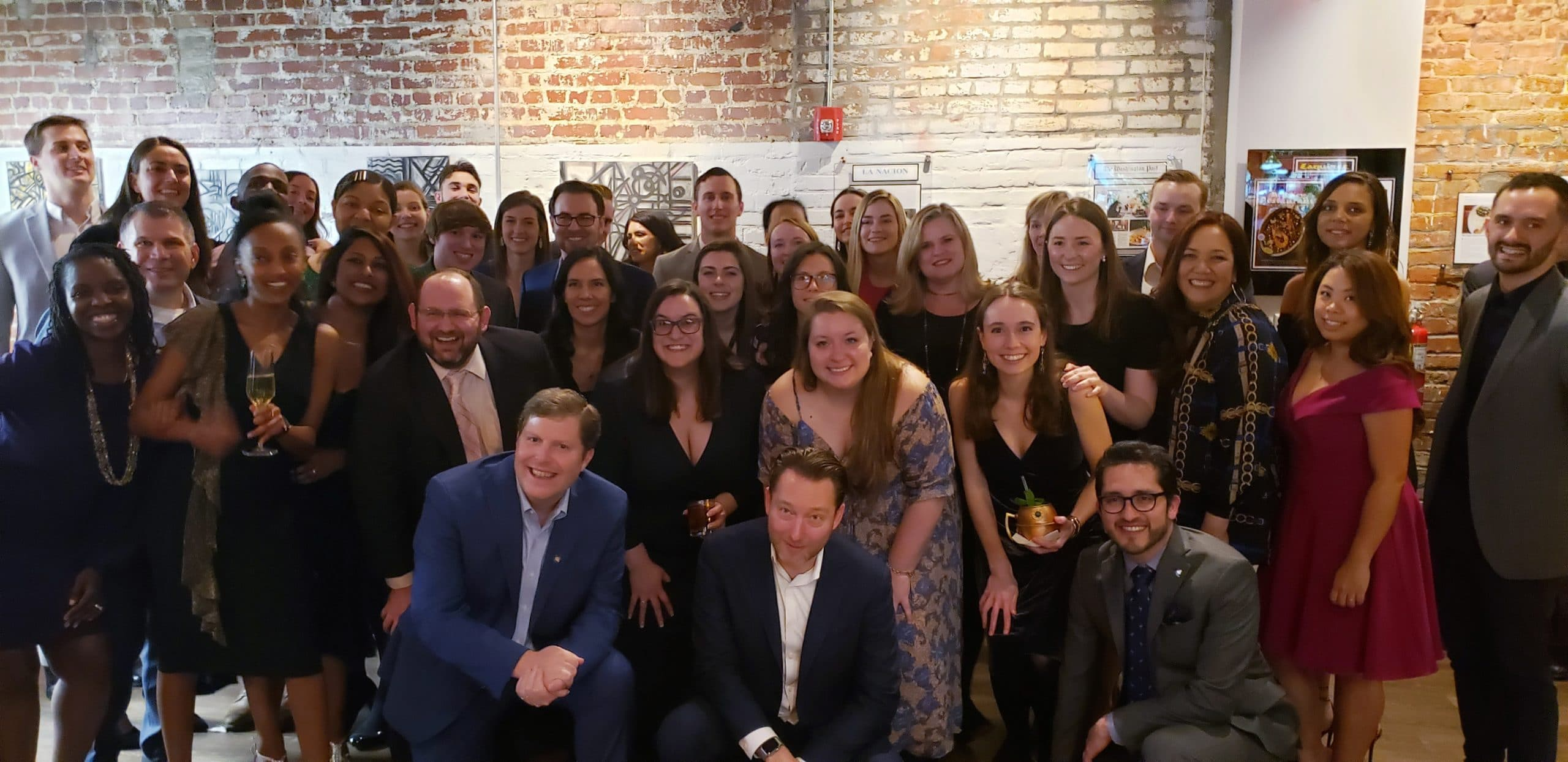 The EK Team at our annual company gala